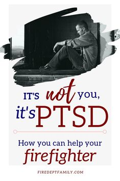 PTSD is something that first responders and their spouses have to deal with- learn the honest truth about what Firefighter Wives really need to know when it comes to PTSD and what they can do to help. Firefighter Training, Firefighter Family, Firefighter Decor, Wildland Firefighter, Female Firefighter, Volunteer Firefighter, Firefighters Girlfriend, Fire Department, Fire Dept