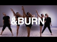 Erica Klein Choreography - &Burn by Billie Eilish Contemporary Dance Songs, Modern Dance, Group Dance, Dance Class, Dance Choreography, Dance Moves, Billie Eilish, Jazz Dance, Dance Art