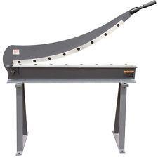 kaka industrial Guillotine Shear Hs-1000 Gauge Sheet Metal Fabrication Plate Cut