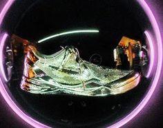 "Nike Basketball ""Area 72″ Lebron,Kobe & KD Chrome Sneaker Collection"