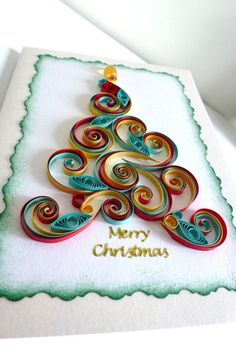 238 best Quilling christmas images on Pinterest | Quilling ...