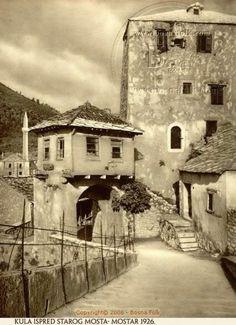 Mostar 1926... www.bosnayagidiyoruz.com