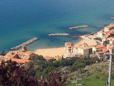 Stunning view from Castellebate