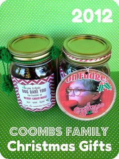 Christmas Neighbor Gifts: Homemade Hot Fudge From Marci Coombs Blog