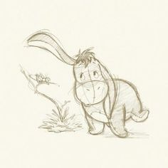 """I was just sittin' here enjoyin' the company. Plants got a lot to say if you take the time to listen.""~Eeyore"