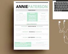 free resume templates keynote resume templates pinterest
