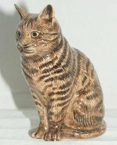"""Moggie (Cat) """"Clementine"""" 4"""" (Quail Ceramics)"""