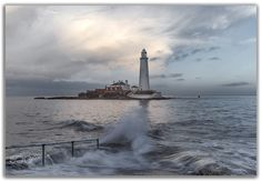 St Mary's Lighthouse - null