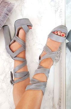 Your high heels questions answered. What is the difference between stilettos and high heels. Why are high heels called pumps. Does wearing high heels tone your legs. Can wearing heels cause hip pain Cute Heels, Lace Up Heels, Heeled Boots, Shoe Boots, Shoes Heels, Heeled Sandals, Gold Shoes, Flats, Dress Shoes