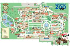 Brookfield Zoo, Chicago- so taking the kids this summer!