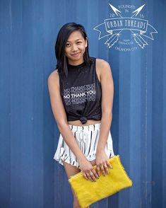 This shirt is required for Mondays!!! #NoThankYou #MundayBumday #UrbanThreadsOKC #boho #fashion #teeshirt