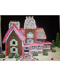 Martha Stewart Gingerbread House Recipe | ... your-best-gingerbread-houses/@center/307034/christmas-workshop#/286541