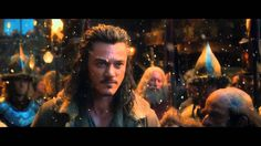 THE DESOLATION OF SMAUG TRAILER #1. SO MUCH EXCITEMENT. I'M GOING TO DIE.