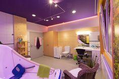 Purple, Pink, Decorating Ideas, Loft, Rooms, Interiors, Bed, Furniture, Home Decor