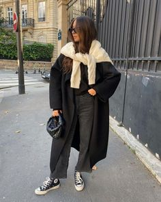 Winter Fashion Outfits, Fall Winter Outfits, Look Fashion, Autumn Winter Fashion, Trendy Outfits, Womens Fashion, Layered Outfits, Casual Winter, Grunge Outfits