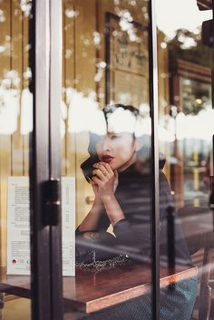 Nicole Warne of Gary Pepper, photo by Carin Olsson by Paris in Four Months, via Flickr