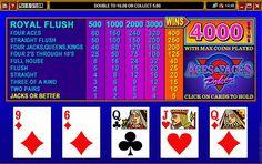Video Poker Secara Online - Panduan Pada Cara Bermain Blackjack http://livecasinorouletteonline.blogspot.co.id/2016/08/video-poker-secara-online.html