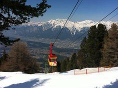 Patscherkofelbahnen (cable car, ski area) - Innsbruck, Austria