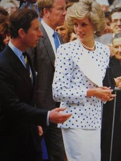 Diana & Charles - The Italian Tour _ Suite - VENISE - 04  MAI 1985