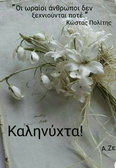 Good Night, Wise Words, Place Cards, Place Card Holders, Greek, Quotes, Livres, Nighty Night, Quotations