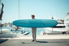 9'6 Lumberjack // Almond Surfboards