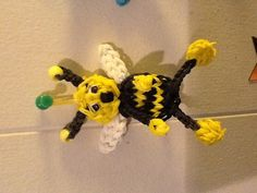 For sale on ebay type in rainbow loom characters
