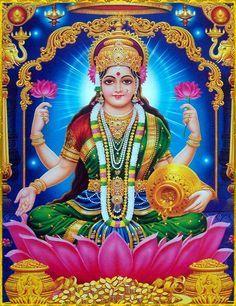 SHRI LAKSHMI DEVI ॐ