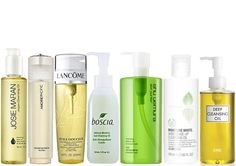 7 Innovative Cleansers That Combat Oil With Oil | http://www.makeup.com/article/best-oil-based-cleansers-to-treat-an-oily-complexion/