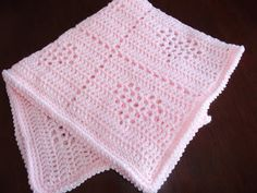 This blanket didn't take long to make but because I had to concentrate on the pattern I made so many mistakes it had to be pulled back l...