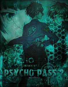 [GIF] Akane Tsunemori Psycho Pass 2 by MadaraBrek.deviantart.com on @DeviantArt
