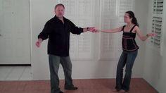 West Coast Swing sugar push Lady steal : west coast swing lesson