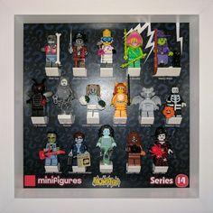 lego minifigures series 14 - HD2885×2885