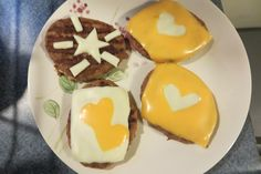 Reason #41 why our house rules...we really LOVE our burgers!