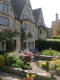 Bourton on the Water, Cotswolds, UK this is the Jacobean house we stayed in, going back again it's fabulous!