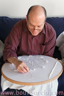 Hubert Valeri- Du tambour à l'ordinateur