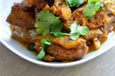 Pressure Cooker Indian Curry Lamb Spareribs