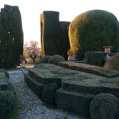 Gardens at Villa Gamberaia