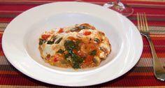 Veggie Quinoa Lasagna...really yummy:)