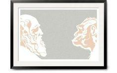 On the Origin of Species litographs.com--full text designs