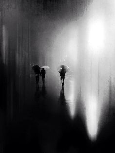 ☾ Midnight Dreams ☽ dreamy & dramatic black and white photography - Paolo Corrdadini