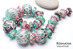 Lampwork Beads by Romana / May 2013