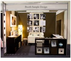 Expo and Fair Booth Sample Design