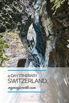 The 4-Day Switzerland itinerary for the Autumn trip includes the discovery of the rural beauty and urban scenes, such as Jungfraujoch, Brienz, and Lucerne. Switzerland travel tips | Switzerland Travel Guide | Switzerland bucket list | Culture Travel | Switzerland Alps| things to do in Switzerland | Switzerland travel guide #EuropeTravel #法国 # Switzerland #beautifulplace # Switzerlandalps #Lucern #Zürich #familytravel #instagrammableplace #Jungfraujoch Switzerland Travel Guide, Switzerland Itinerary, Lucerne Switzerland, Europe Travel Guide, Budget Travel, Travel Guides, Jungfraujoch, Hidden Places, Places In Europe