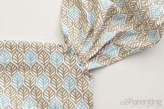 allParenting Table Cloth Mei Tai step 7