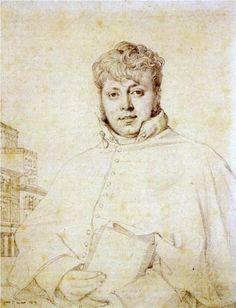 Auguste-Jean-Marie Guénepin - Jean Auguste Dominique Ingres
