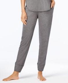 Alfani Jogger Pajama Pants, Only at Macy's - Gray XXXL