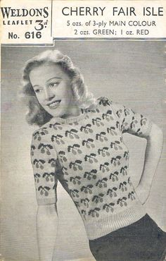 Hey, I found this really awesome Etsy listing at https://www.etsy.com/uk/listing/76767981/cherry-fair-isle-sweater-pdf-rare-1940s