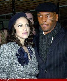 LUPIN4TH MAGAZINE: Madonna-Tyson: che coppia…