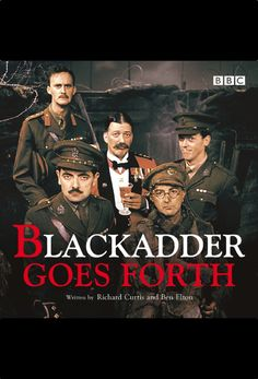 With Rowan Atkinson, Tony Robinson, Stephen Fry, Hugh Laurie. Stuck in the middle of World War I, Captain Edmund Blackadder does his best to escape the banality of the war.