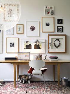 Home office-Bureau